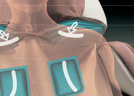 Шиацу масаж на раменете (Шиацу вариация)
