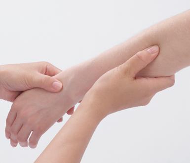 Устройство за нагряване на ръцете