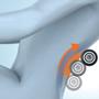 lower back massage Panasonic MA70