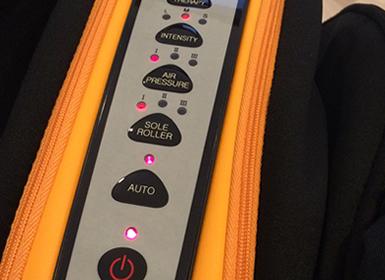Уред за масаж на краката Komoder C30