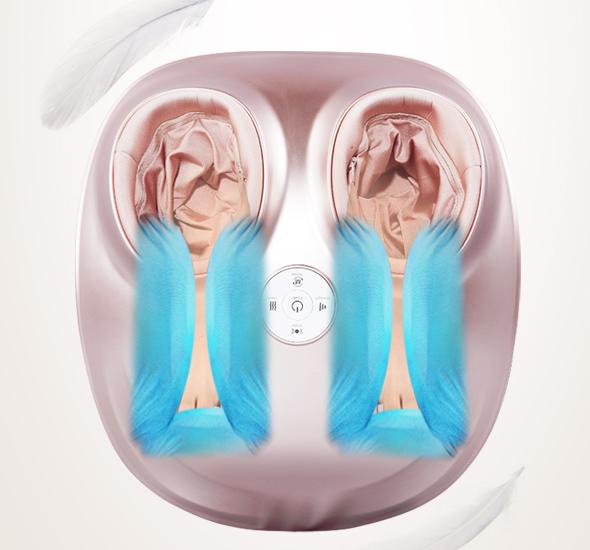 Уред за масаж на краката Komoder C32