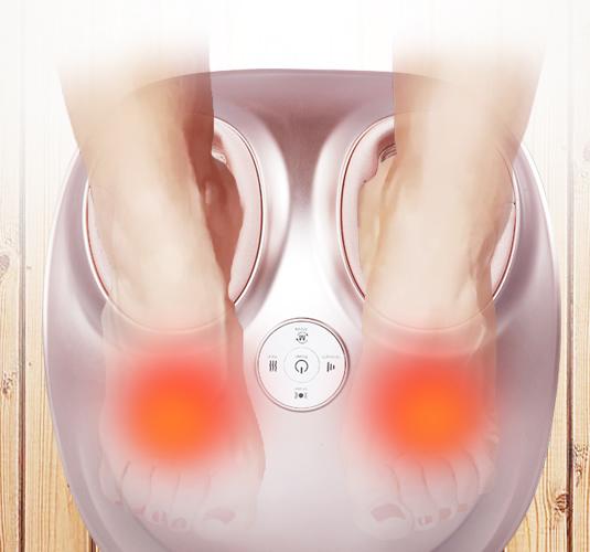 Апарата за масаж на крака на Комодер C32