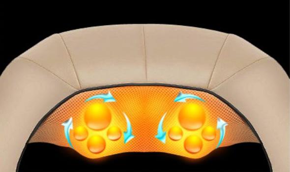 Уред за масаж на врата Komoder D180