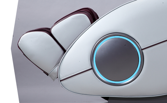 Кръгло хроматично осветление със светодиоди Komoder Victoria