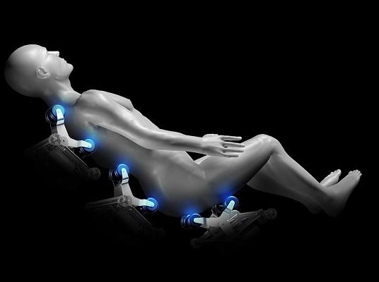 Idealnata masazhna pozitsiya Komoder Focus