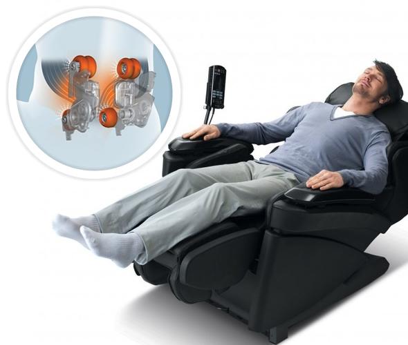Масажен стол с нагряване Panasonic MA70